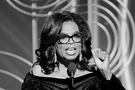 Putting Oprah's Words Into Action